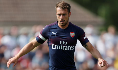 Ramsey has strong hand in Arsenal contract talks - Wenger