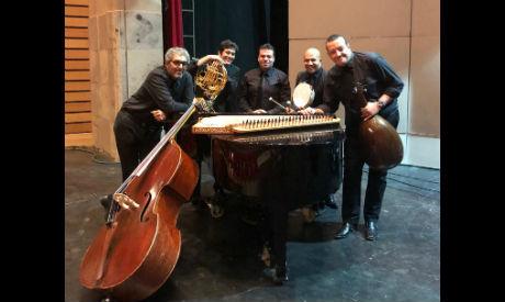 Mosaic quintet