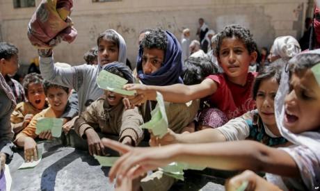 Local charity, in Sanaa