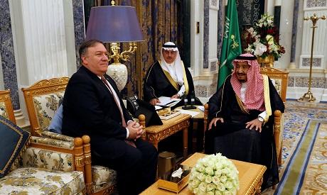 US-Saudi Talks