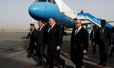 US Secretary of State Mike Pompeo to visit Turkey Turkey 10:06