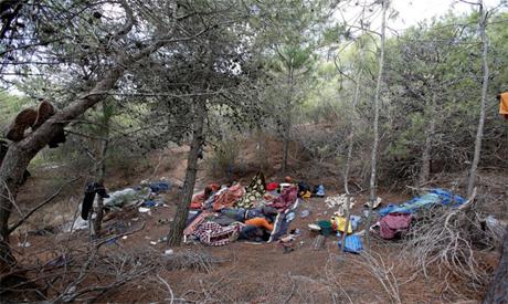 Migrants in Morocco