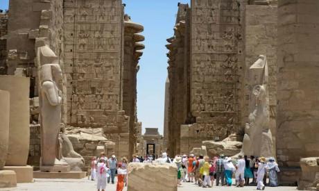 Karnak temple, Luxor (Reuters)