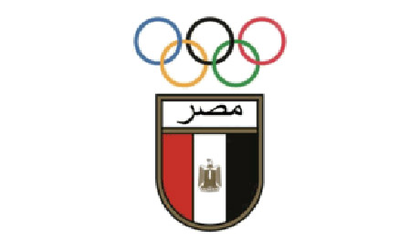 Egyptian Olympic Committee logo