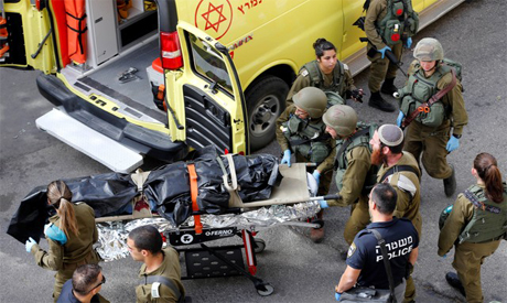 Israeli occupation army