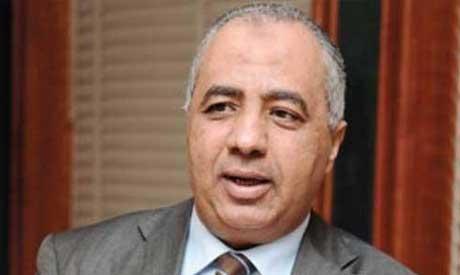 Undersecretary of the council Abdel-Fattah El-Gabaly (Al-Ahram)