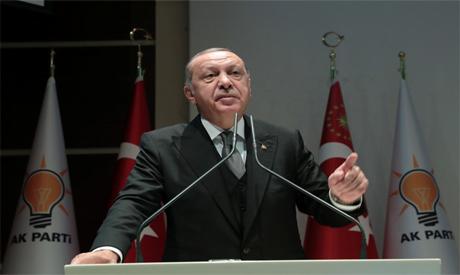 Turkish president Recep Tayyip Erdogan calls for trial in