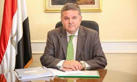 Minister of Public Sector Hesham Tawfik (Al-Ahram)