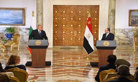 Egypt - Bulgaria