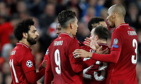 Salah hits 50 as Liverpool ease past Red Star