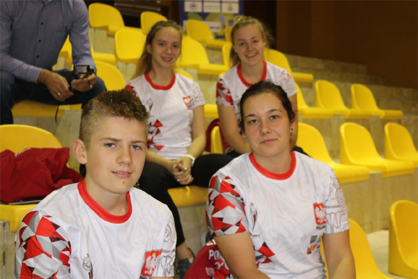 Poland Speedball team