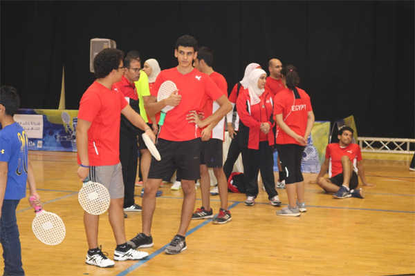 Egypt Speedball team