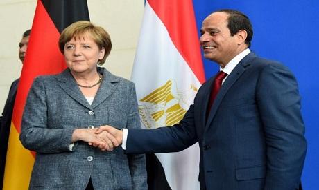 Merkel-El-Sisi
