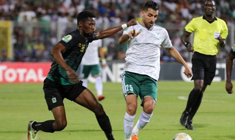 Soccer Football - CAF Confederation Cup - Semi Final - First Leg - Al Masry vs AS Vita Club - Al Mas