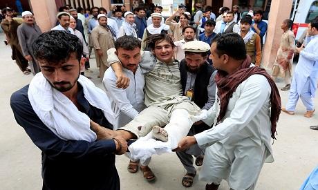 Afghani victim