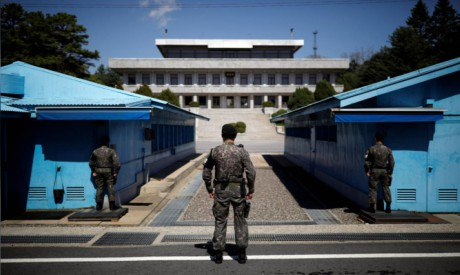 Korea demilitarized zone
