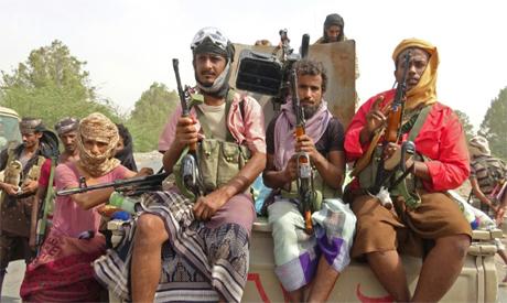 Yemeni loyalists