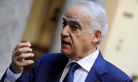 U.N. Envoy to Libya Ghassan Salame (Reuters)
