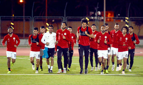 Tunisia match is a chance to qualify top of group, Egypt's coach