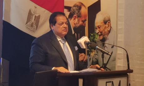 MP, businessman Aboul Enein