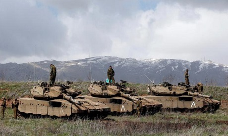 USA  to oppose UN Golan resolution, wins Israeli praise