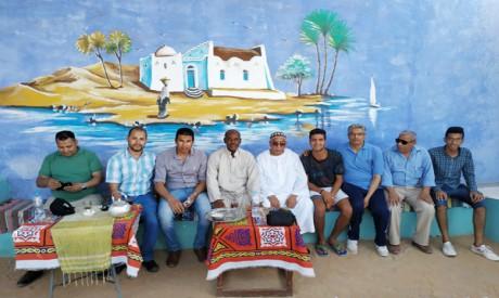 Nasser's House, Nubia