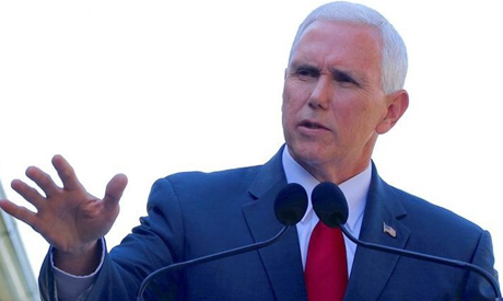 Mike Pence  REUTERS
