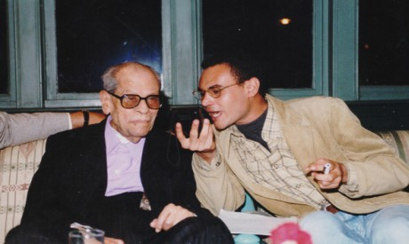 Naguib Mahfouz, Mohamed Shoair