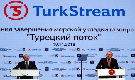 Vladimir Putin, Tayyip Erdogan