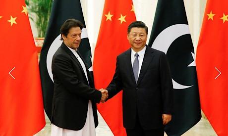 Xi Jinping, Imran Khan