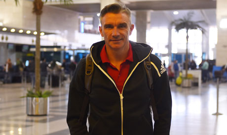 Ahly Coach Carteron (Photo: http://alahlyegypt.com)