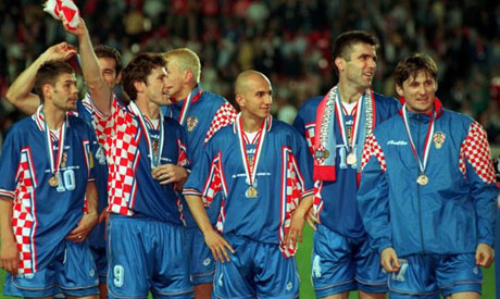 Holland v Croatia