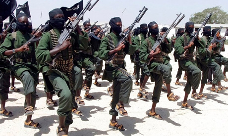 File Photo: Shabab movement in Somalia (Photo: AP)
