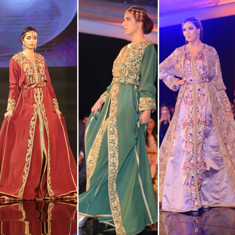 Moroccan designer  Houda Benmlih beautiful kaftans designs  photos by Yasser Hemaya