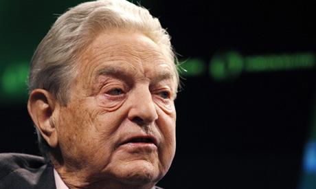 Billionaire financier George Soros (Reuters)