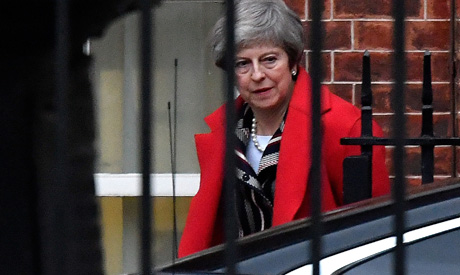 European Union agrees 'best possible' Brexit deal, urges Britons to back May