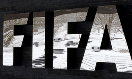 The FIFA headquarters in Zurich (Reuters)