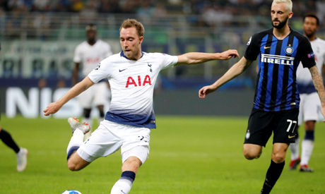 Tottenham Hotspur vs Inter