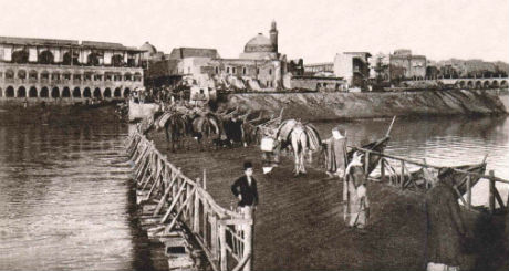 An old photo of Mosul