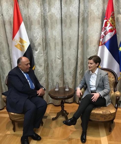 Egypt - Serbia