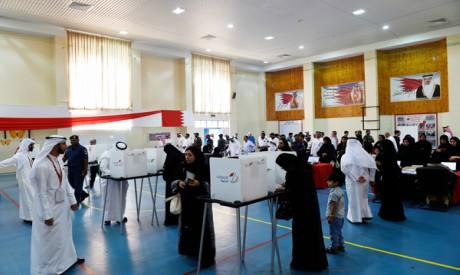 Bahraini voters