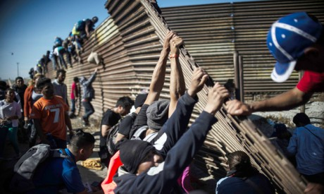 Mexican officials question use of force at the border