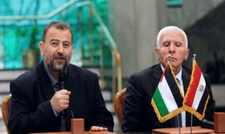 Saleh Arouri, Azzam Al-Ahmed