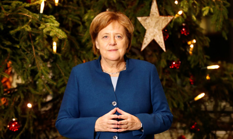 The Christmas Pact.Merkel To Attend Meeting To Pass Migration Pact