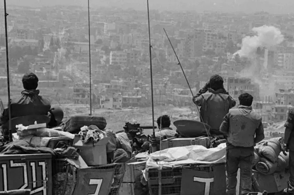 Israeli war against Lebanon