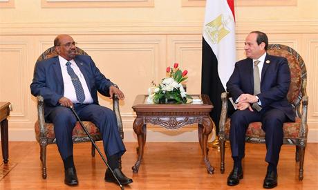 Sisi, Al--Bashir