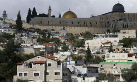 Silwan, East Jerusalem