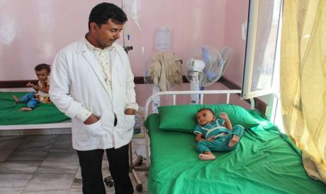 Malnutrition, Yemen