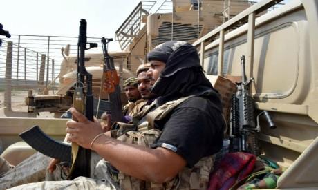 Yemeni pro-government forces