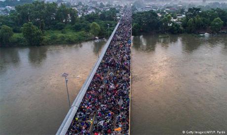 Migrants to USA